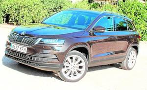 Skoda Karoq: Tan familiar como atractivo