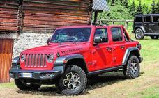 Jeep Wrangler: Un clásico más auténtico