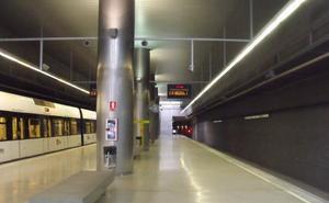 La avería de un metro entre Meliana y Almàssera provoca retrasos en las líneas 3, 5 y 9