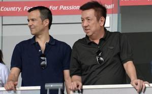 Jorge Mendes mueve 300 millones en el Valencia