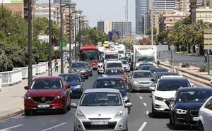 Hasta 2,6 millones de conductores admiten haber peleado o estar dispuestos a hacerlo por una disputa de tráfico