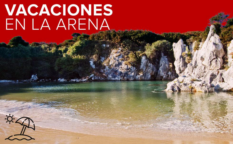 La playa más secreta de España