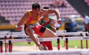 Víctor Faus cierra el Mundial de Tampere mejorando su puesto en el ranking