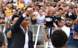 Ronaldo engorda los ingresos de Peter Lim