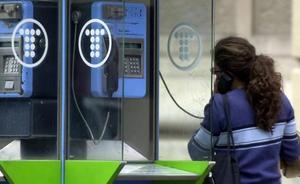 Adiós definitivo a las cabinas telefónicas