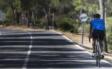Muere un ciclista tras caerse de la bici en Llíria