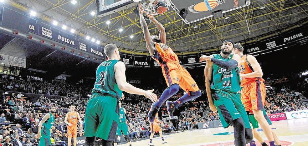 El Valencia Basket llega a los 7.650 abonados