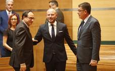 La Diputación elige presidente a Gaspar para acabar con los escándalos