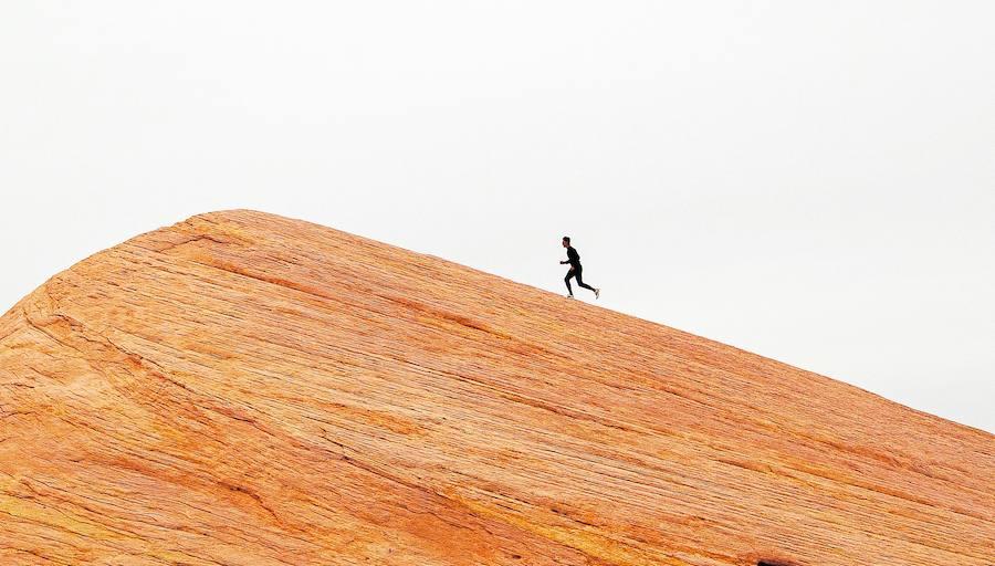 El ser humano, el mejor maratoniano de la naturaleza