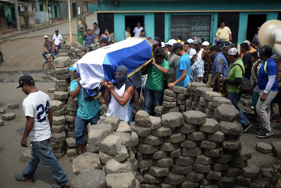 Ortega remata la represión