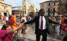 Sato se ofrece al Valencia Basket