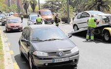 Valencia registra 23 accidentes al día en los cinco primeros meses de 2018