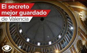 Una cúpula en el centro de Valencia que sobrecoge
