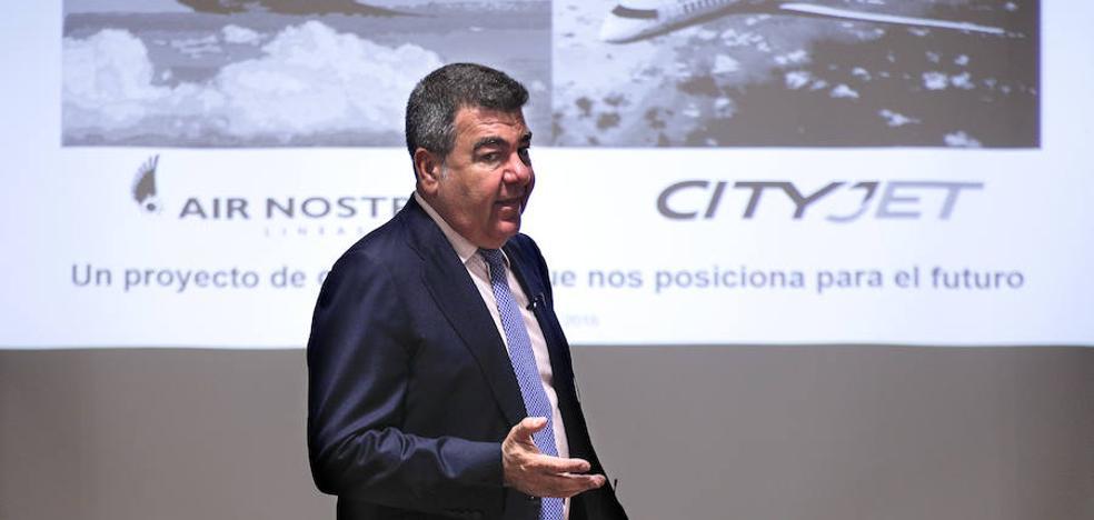 Air Nostrum promete conservar todos los empleos tras la alianza con Cityjet