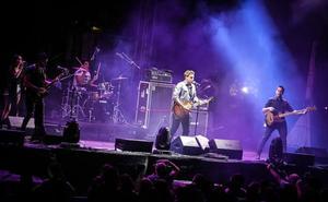 El grupo valenciano Tardor presenta su canción para el Centenario