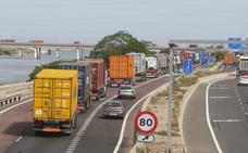 Los empresarios piden a Ábalos el acceso norte al Puerto