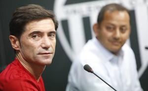 Murthy: «Marcelino tiene la confianza máxima de Lim»