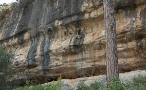 Las pinturas rupestres de l'Abric Lambert de Cullera serán accesibles al público
