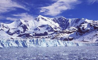 El colapso de un dique de hielo antártico subiría el mar 22 milímetros