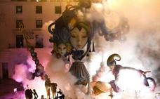 El 24 de junio de 2019, día de la Cremà de las Fogueres de Alicante, será festivo en la Comunitat Valenciana