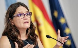Oltra clama contra «los enemigos del valenciano» que buscan «una castración cultural»