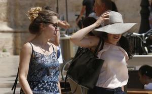 Activada la alerta por calor alto en casi 100 municipios de la Comunitat Valenciana