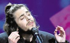 Salvador Sobral, ganador de Eurovisión 2017 actúa en Peñíscola