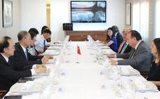 CHINA BUSCA FIRMAS AEROESPACIALES