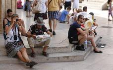 La ocupación turística baja y se sitúa a niveles de la época más dura de la crisis