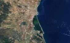 La Albufera, imagen de la semana en la Agencia Espacial Europea