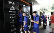 ¿Qué jugador del Valencia CF no tiene compañero de habitación?