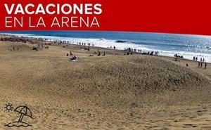 La playa más desértica de España