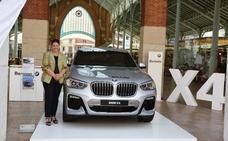 El nuevo BMW X4, presentado  por Bertolín en el Mercado de Colón