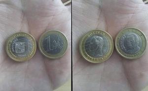 La Guardia Civil alerta sobre una falsa moneda que intentan colar en los chiringuitos de playa