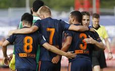 Seriedad en el debut del Valencia