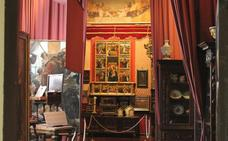La nueva vida del retablo de los Siete Gozos del Museo Benlliure