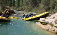 La masificación del río Cabriel
