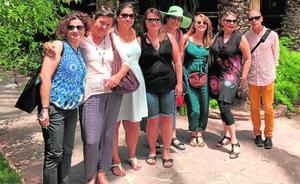 Profesores de Estados Unidos visitan Alicante interesados por su oferta de turismo idiomático