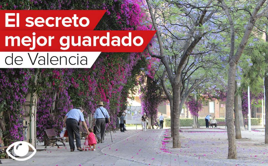 Una plaza que invita a evadirse a escasos metros del Parque Central
