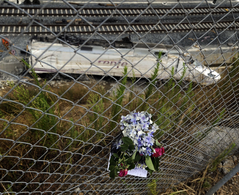 Las víctimas de Angrois lanzan un vídeo denuncia en el quinto aniversario del accidente
