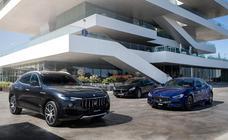 Maserati Drive&Sail