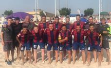 El Levante se proclama campeón de España