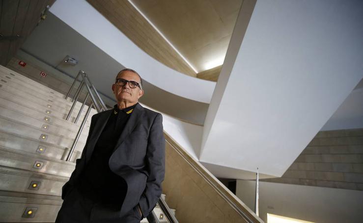 José Miguel García Cortés, director del IVAM