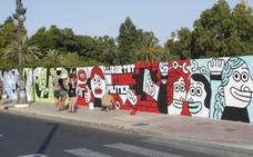 Víctimas del terrorismo piden que se borre el mural de los condenados en Alsasua