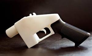 EE UU legaliza la pistola que cualquiera puede imprimir en casa