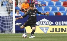 Raúl Fernández deja el Levante y firma tres temporadas por Las Palmas