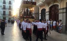 La procesión en honor a Sant Bernat y una orquesta cierran las fiestas de Alzira