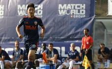 Kangin Lee: «Era mi sueño debutar con el Valencia»