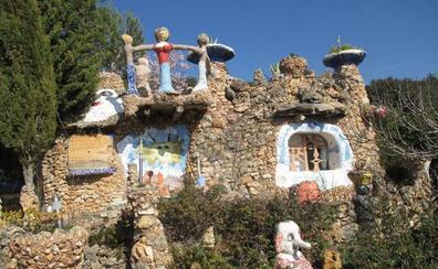 La fantasía del jardín de Peter, entre la naturaleza de la Pobla de Benifassà