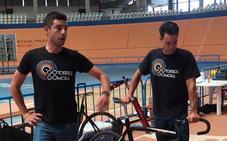 Sebastián Mora y Albert Torres pedalean hacia Tokio 2020